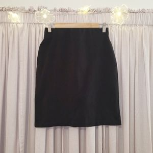NWOT Old Navy Black Pencil Skirt